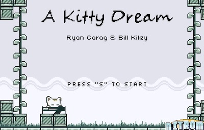 A Kitty Dream