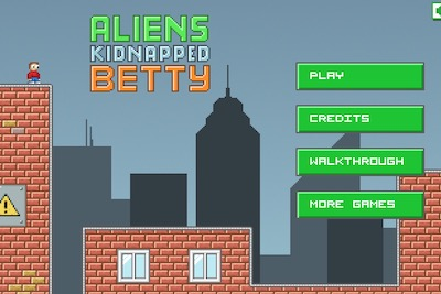 Alien's Kidnapped Betty