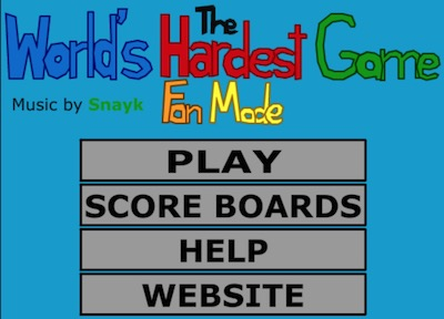 World's Hardest Game 1