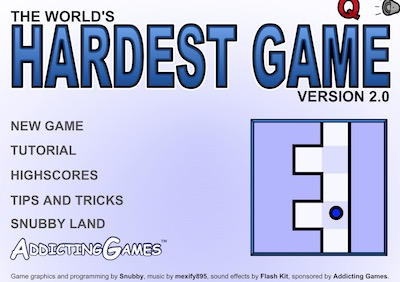 World's Hardest Game 2