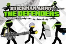 Stickman Army The Defenders