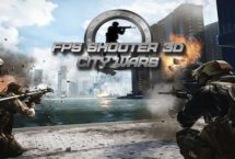 FPS Shooter 3D: City Wars