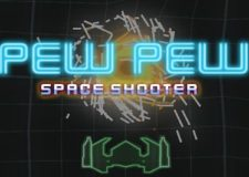 Pew Pew Space Shooter