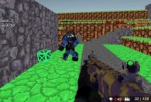 Blocky Wars Multiplayers Game