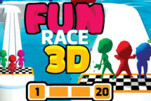 Fun & Run (Race 3D)
