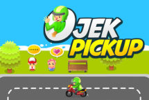 Ojek Pickup (Puzzled Driving)