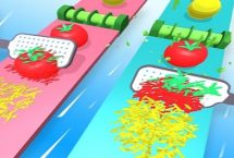 Fruit Cutting or Slicing Game