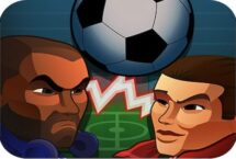 3D Football Heads Game